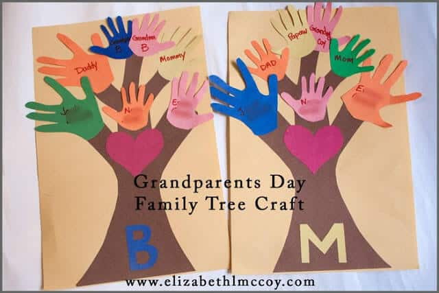 10 Diy Craft Ideas To Make Your Kids Grandparents Melt
