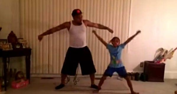 Seeing This Daddy Daughter Dance Duo WILL Brighten Your Day