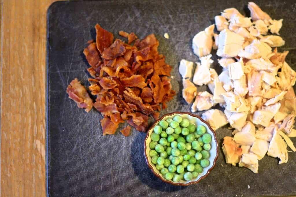 Chicken-Bacon-Peas