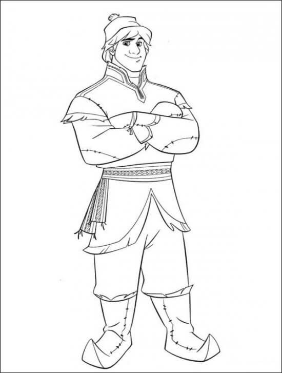 15 Free Disney Frozen Coloring Pages Page 2 Of 3