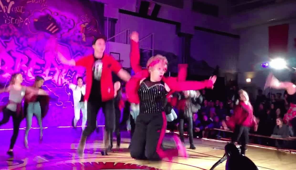 You've Probably Never Seen A 60 Year Old Dance Like This!