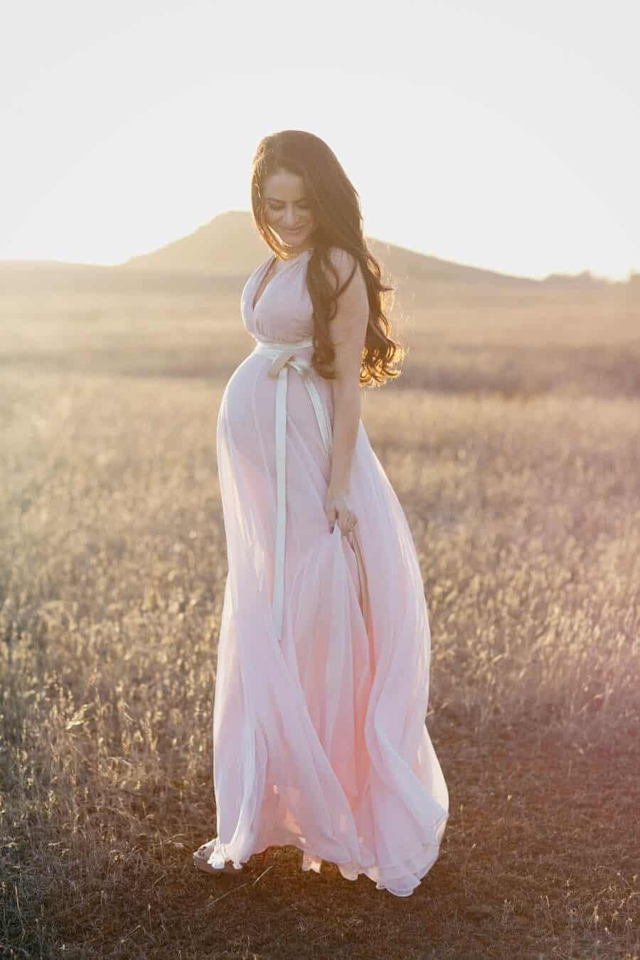 Сладкая беременная девушки 11 фотография