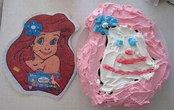 Buzzfeed Cakes Gone Wrong