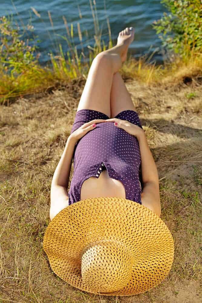 9 Strategies For Enjoying A Summer Pregnancy