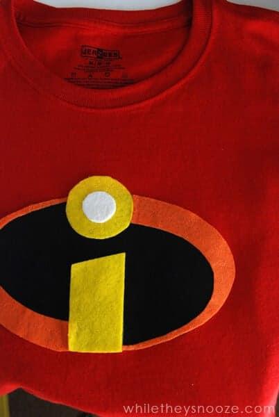 8 simple diy disney costumes for this halloween for Diy disney shirt template
