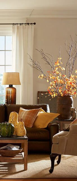 7 Inexpensive Ways To Decorate Your Home For Fall