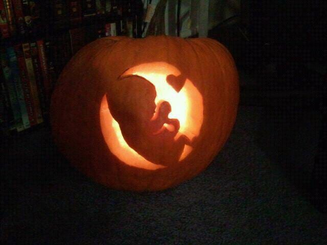 prolife pumpkin