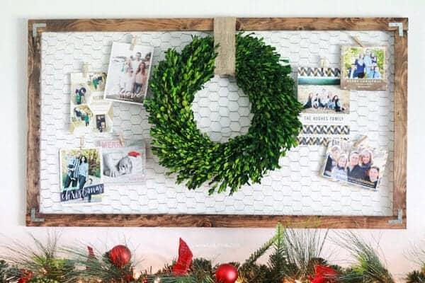 Christmas-Holiday-Card-Display-tutorial-LollyJane
