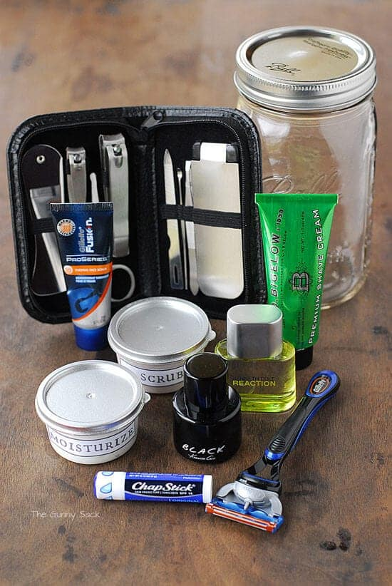 Mens_Pampering_Gift_In_A_Jar