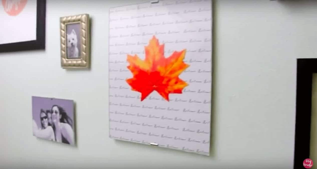 Watch This Video For 4 Great Fall Craft Decorations You Can Make Yourself!