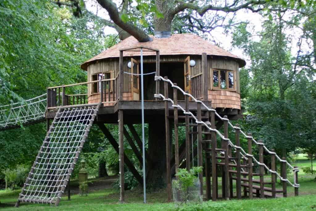 Treehouses For Kids