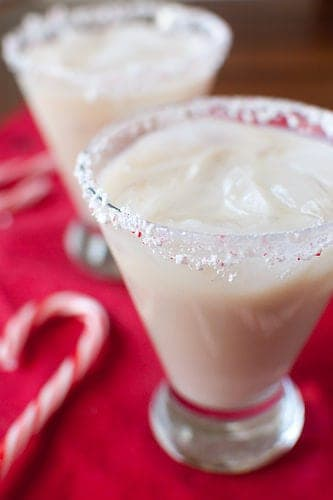 Peppermint White Russian