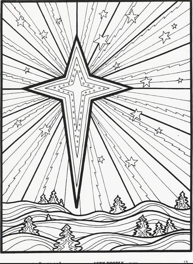 EducationalInsights Has A Handful Of Additional Christmas Coloring Pages You Will Love
