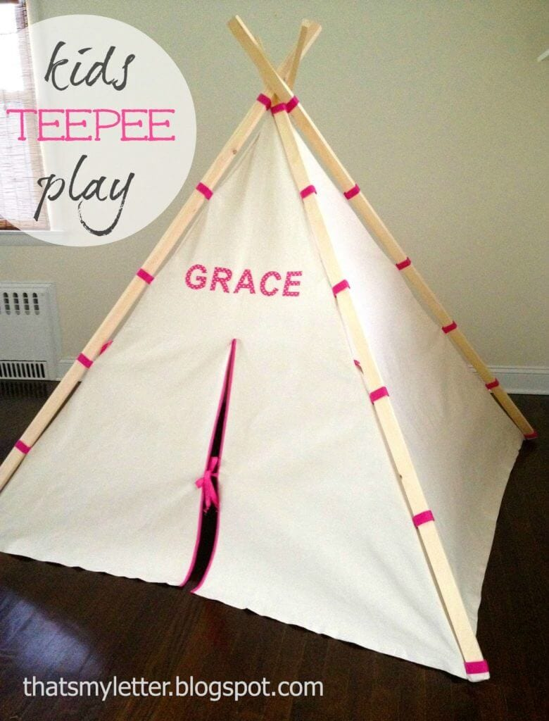 How To Make A Tent 8 Simple Ways To Make A Tent For Your Kids