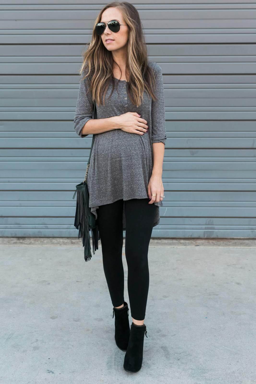 8 Simple Tips On Dressing Your Bump