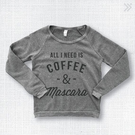 coffee & mascara