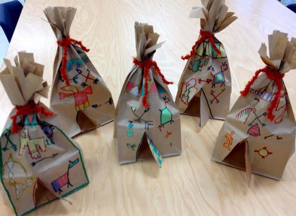 12 Clever Paper Bag Craft Ideas