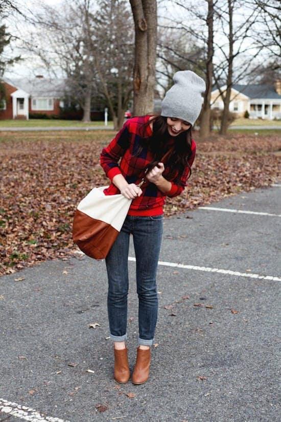 Winter Chic (source: http://asmmgz.com/tecuentomistrucos) | Style ...