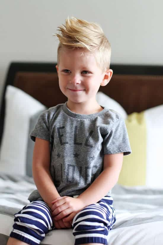 Swell 8 Super Cute Toddler Boy Haircuts Hairstyles For Men Maxibearus