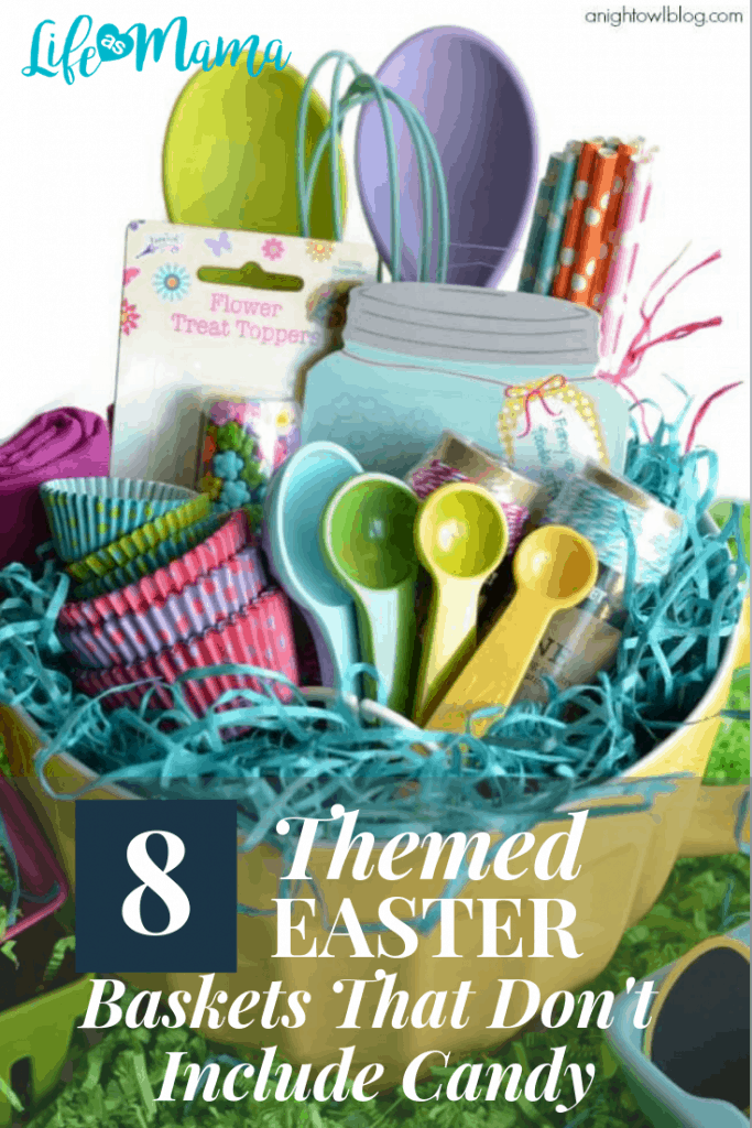 8 Themed Easter Baskets That Don T Include Candy