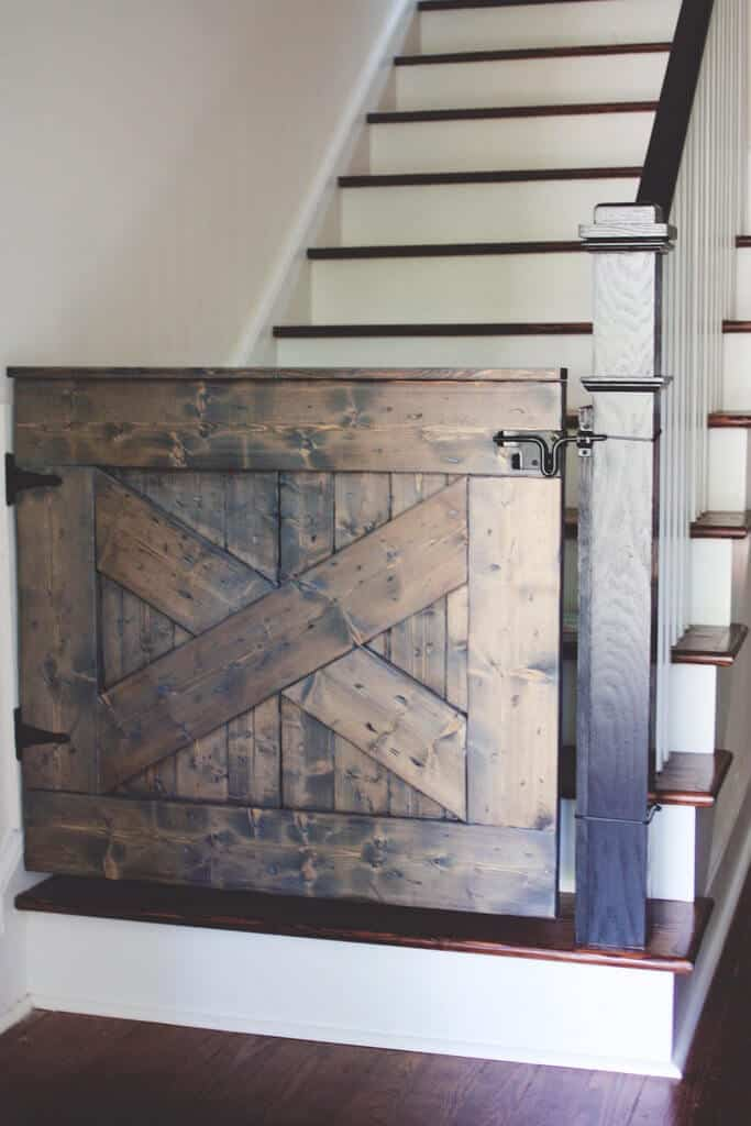 13 Diy Dog Gate Ideas: 8 Amazing DIY Baby Gates