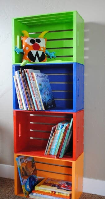 furniture kids pigshapedbookshelf at shaped pig for toddlers kouch bookshelf storage online buy india