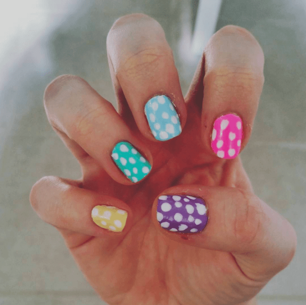Diy Nail Ideas Doc Martens Nail Art And More Of Our: 9 Cheery And Fun Easter Nails