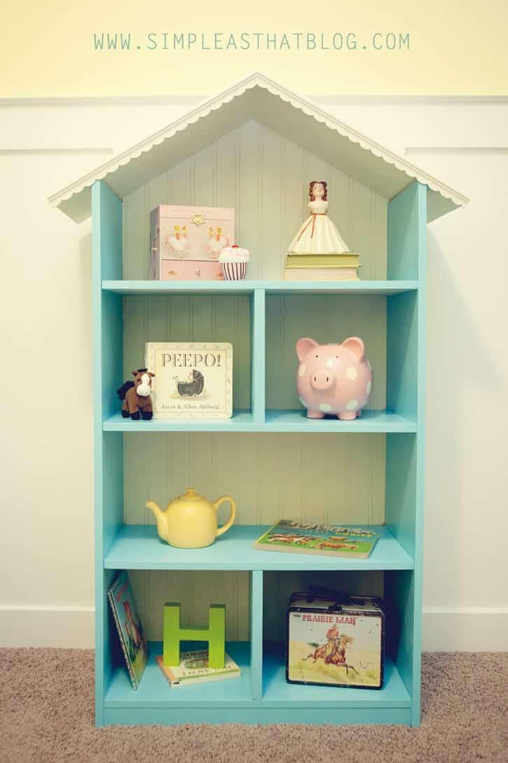 Кукольный домик для своего ребенка своими руками