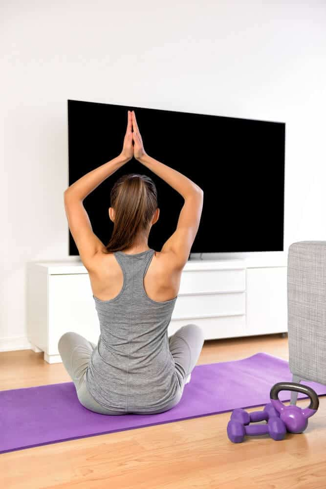Best at home workout videos