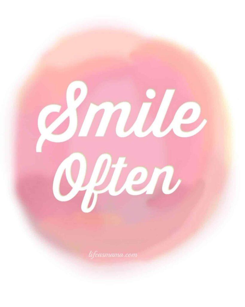 smile-often-printable