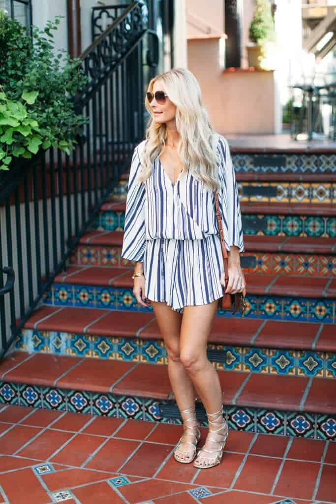 5 Ways To Style A Romper