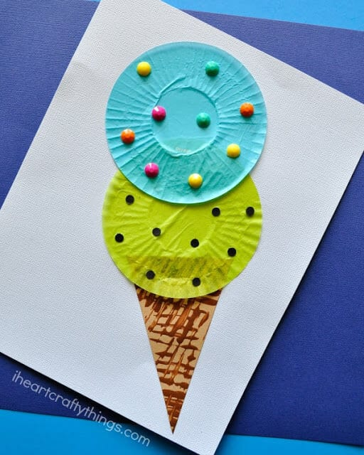 cupcake-liner-ice-cream-cone-craft-2