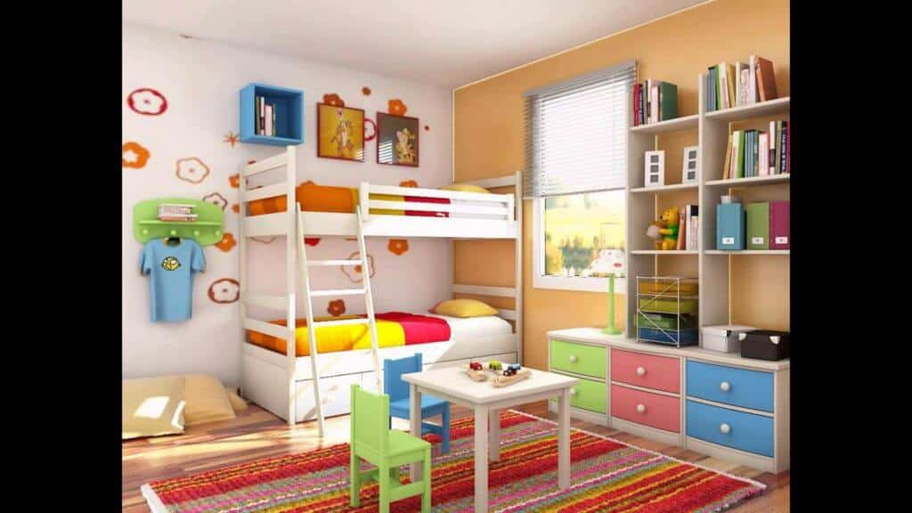 7 Cheap and Creative DIY Kids Bedroom Storage Hacks