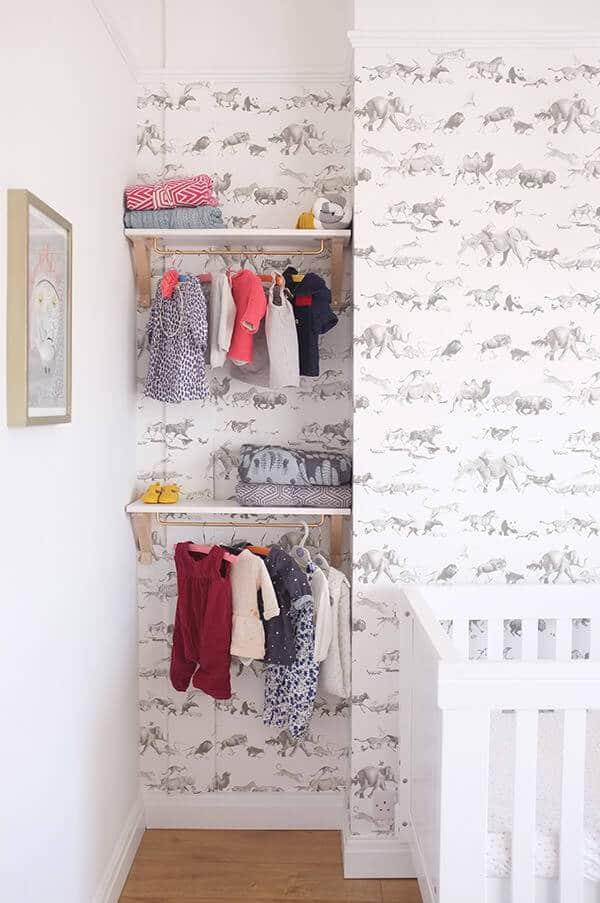 7 Awesome Nursery Closets