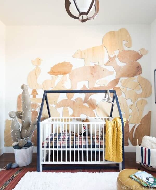 7 Inspiring Kid Room Color Options For Your Little Ones: 7 Ikea Nursery Hacks