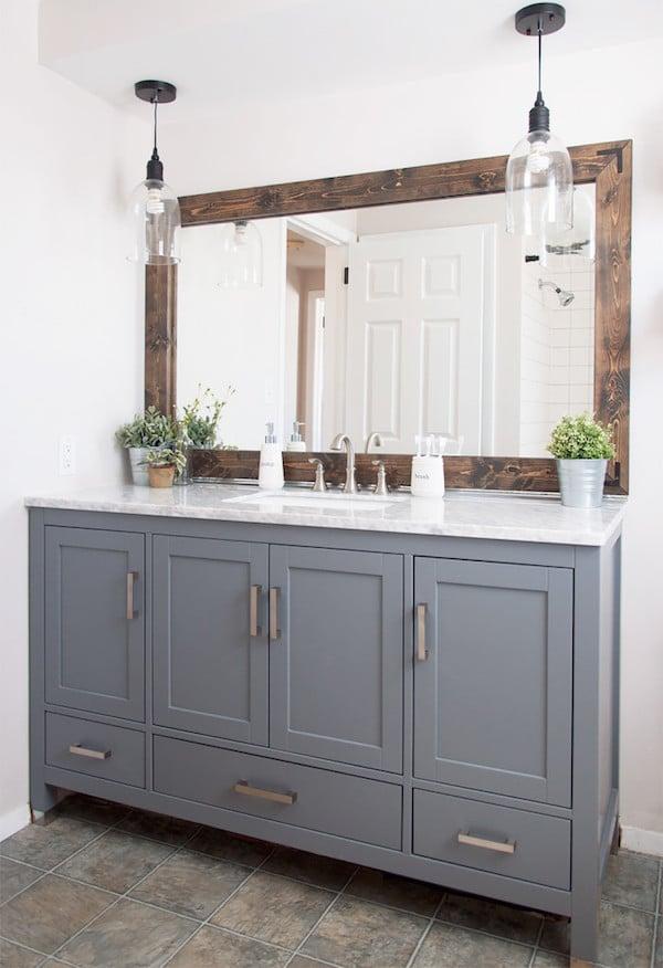 How-to-Frame-a-Bathroom-Mirror-700x2260