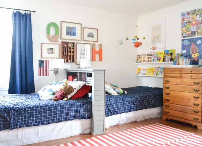 terrific boys bedroom | 8 Awesome Shared Room Ideas For Boys