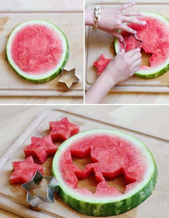 watermelon-stars
