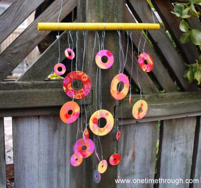 wind chime crafts for preschoolers 5 awesome kid made wind chimes 252