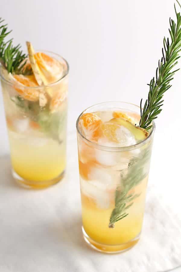 Ginger-Clementine-Spritzer