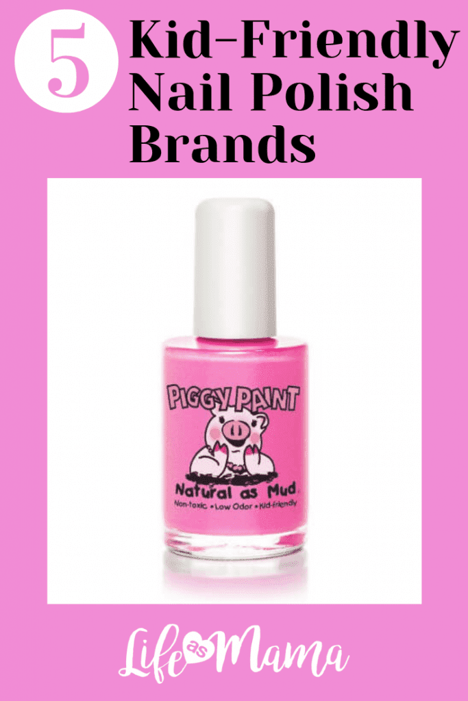 ba7f4b55e ... non-toxic nail polish perfect for tween-aged beauty queens. It comes in  lots of fun, shimmery colors, and is even safe for use during pregnancy and  for ...