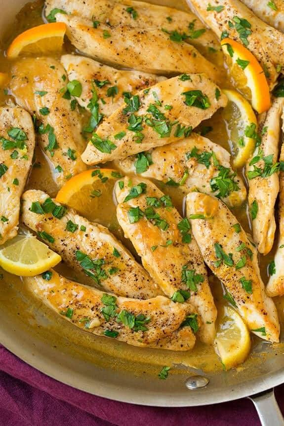 8 Tasty Chicken Tender Recipes