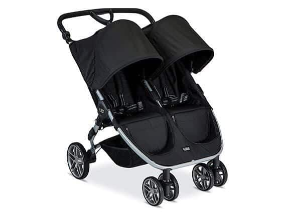 Britax B Agile Car Seat: 7 Awesome Double Strollers