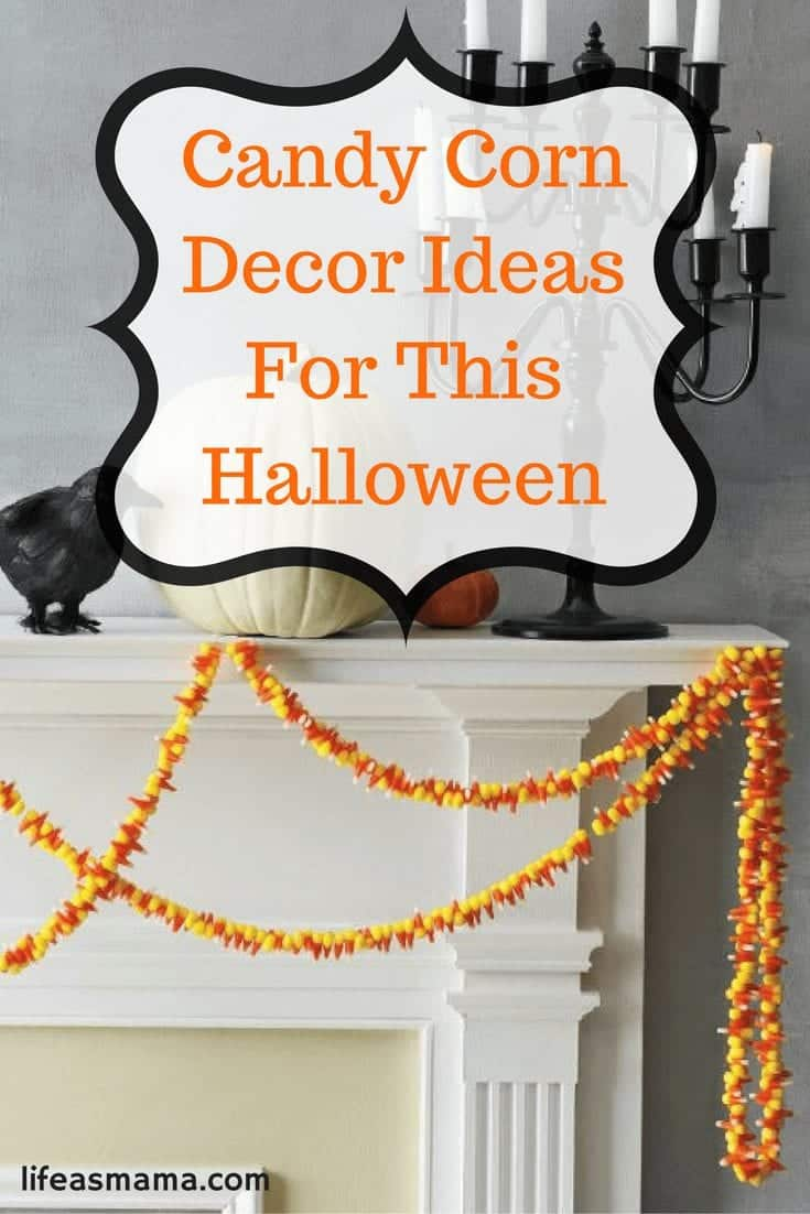 Candy Corn Decor Ideas For This Halloween