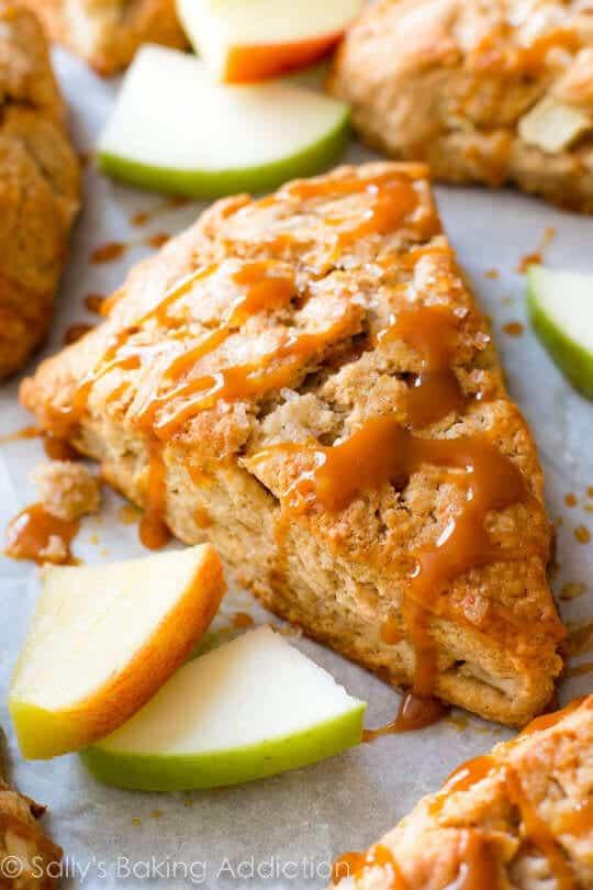 Caramel-Apple-Cinnamon-Scones-2