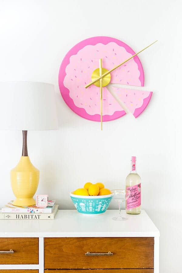 DIY-Sliced-Cake-Clock-19-1