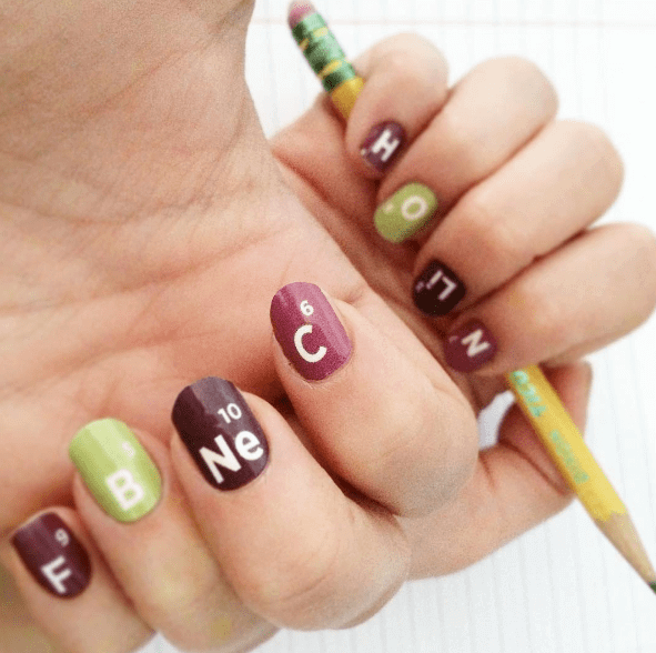Fantastic Kid Friendly Nail Polish Motif - Nail Paint Design Ideas ...