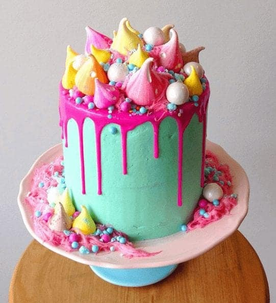 Excellent 9 Gorgeous Drip Cakes Funny Birthday Cards Online Necthendildamsfinfo
