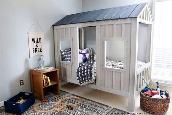 6 Awesome DIY Projects That Will Transform Your Kids\' Bedroom