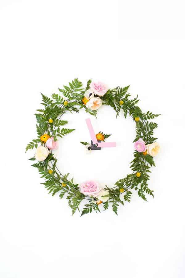 diy-floral-clock-3-800x1200